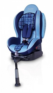 Автокресло Welldon Smart Sport SideArmor & CuddleMe Isofix