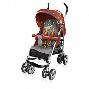 Коляска-трость Baby design TRAVEL Quick New 01 orange